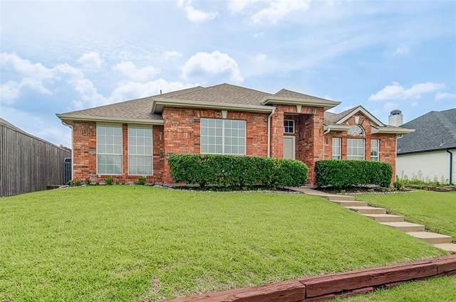 5044 Lakeshore Boulevard, The Colony, TX 75056 (MLS #14601569) :: VIVO Realty