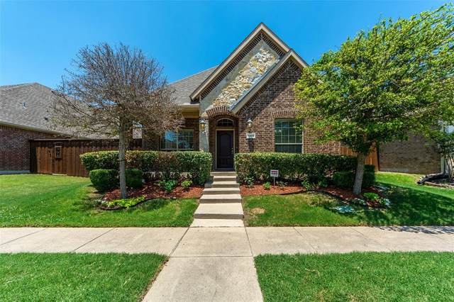 1809 Harlequin Place, Allen, TX 75002 (MLS #14601571) :: The Good Home Team