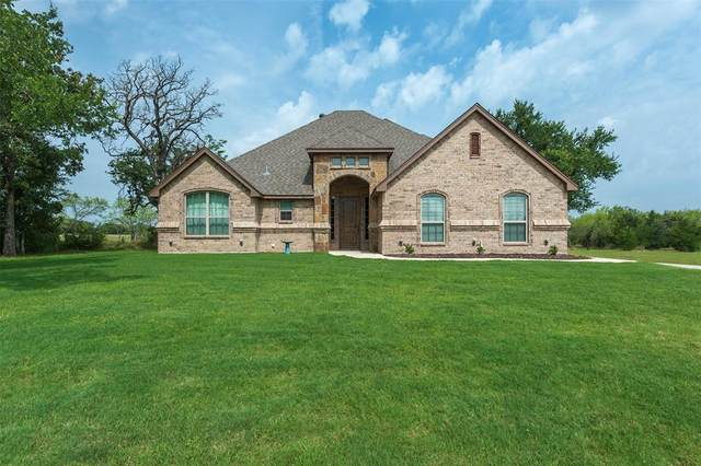 139 Hackberry Pointe Drive, Weatherford, TX 76087 (MLS #14601573) :: Real Estate By Design