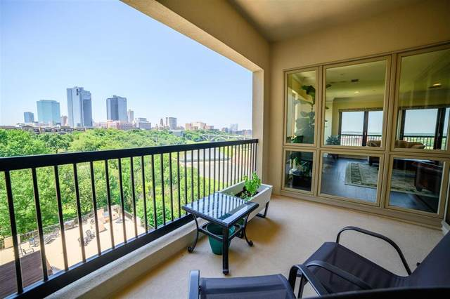 501 Samuels Avenue #430, Fort Worth, TX 76102 (#14601589) :: Homes By Lainie Real Estate Group