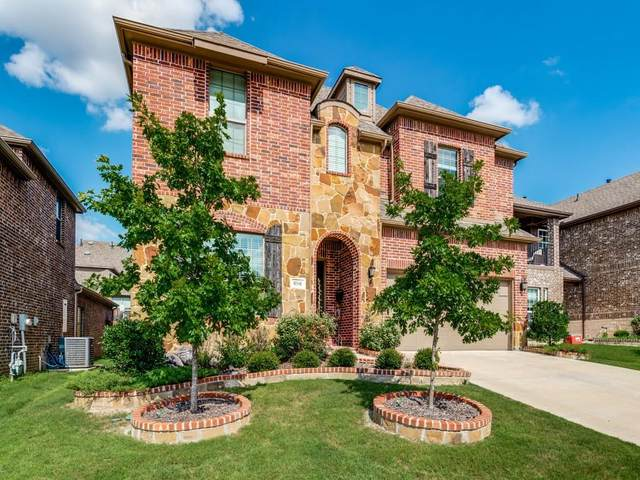 8341 Blue Periwinkle Lane, Fort Worth, TX 76123 (MLS #14601616) :: Front Real Estate Co.