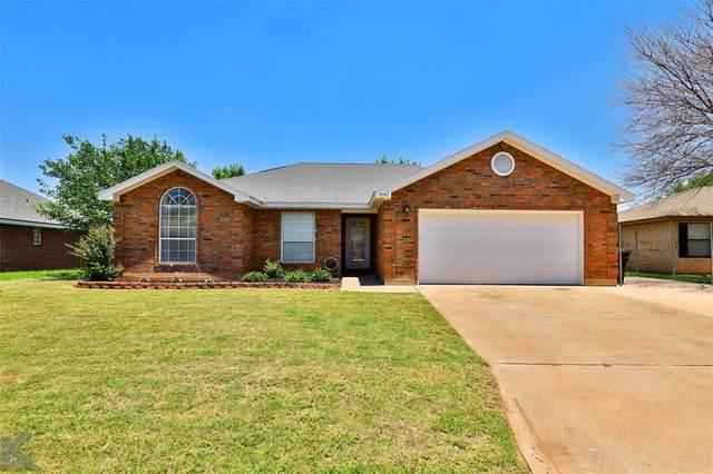 7549 Thompson Parkway, Abilene, TX 79606 (MLS #14601618) :: Jones-Papadopoulos & Co