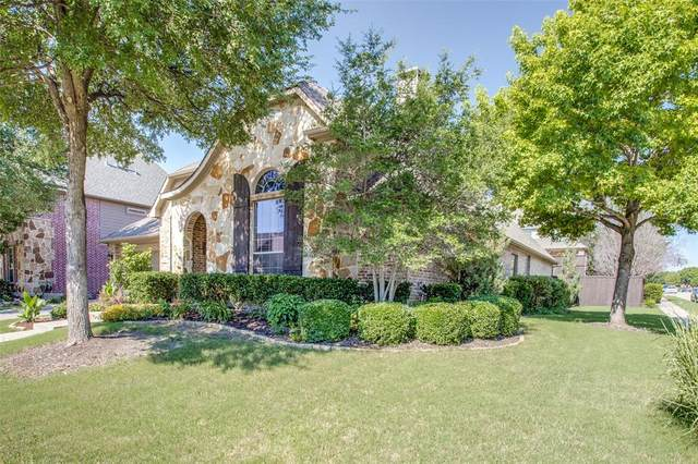 1109 Well Meadow Lane, Mckinney, TX 75071 (MLS #14601620) :: Real Estate By Design