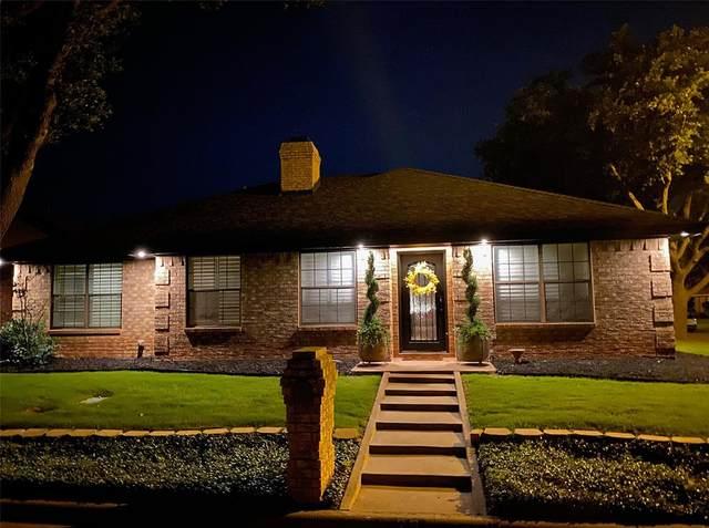 29 Wynrush Circle, Abilene, TX 79606 (MLS #14601635) :: VIVO Realty
