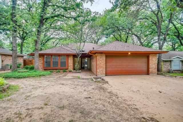 5504 Silver Bow Trail, Arlington, TX 76017 (MLS #14601641) :: VIVO Realty