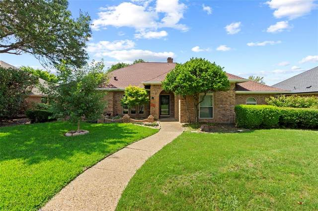 2216 Valcourt Drive, Plano, TX 75023 (MLS #14601642) :: Robbins Real Estate Group