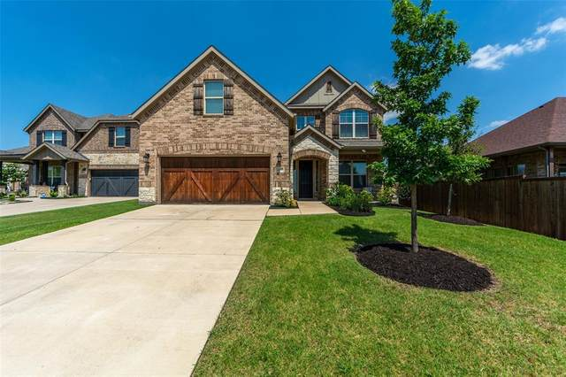 4016 Oyster Creek Court, Celina, TX 75078 (MLS #14601644) :: Real Estate By Design