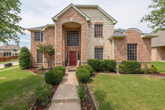 10301 Crawford Farms Drive, Fort Worth, TX 76244 (MLS #14601647) :: The Hornburg Real Estate Group