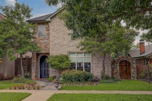 4604 Pershing Avenue, Fort Worth, TX 76107 (MLS #14601652) :: The Russell-Rose Team