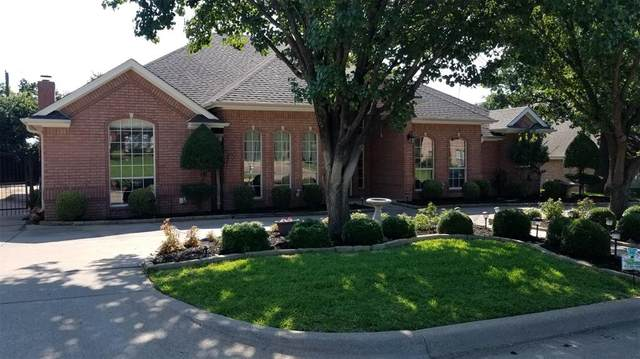 1400 Whispering Water Lane, Mansfield, TX 76063 (MLS #14601663) :: VIVO Realty