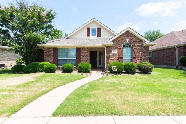 1543 Silver Spur Drive, Allen, TX 75002 (MLS #14601698) :: VIVO Realty