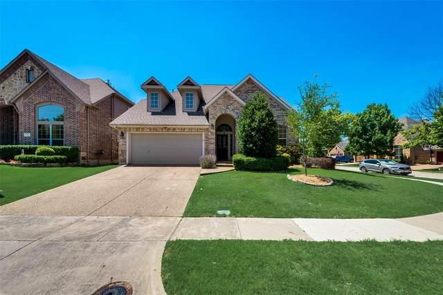 7721 Glenwood Springs Lane, Mckinney, TX 75070 (MLS #14601703) :: Real Estate By Design