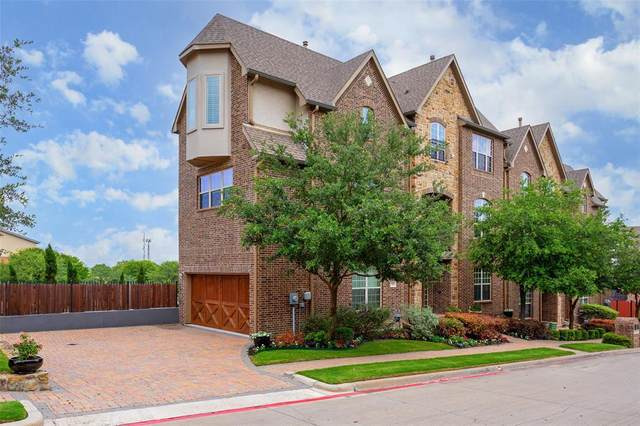 731 Rockingham Drive, Irving, TX 75063 (MLS #14601704) :: All Cities USA Realty