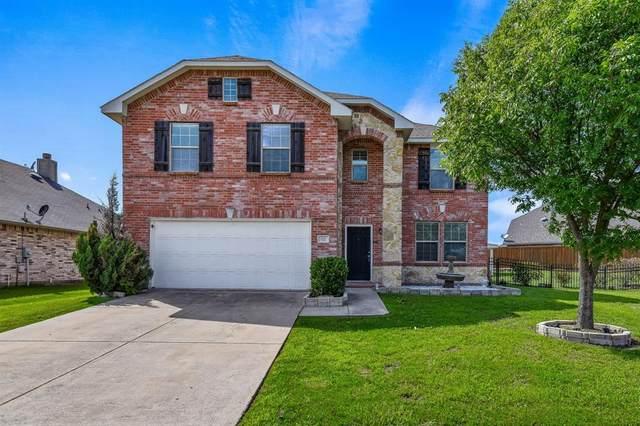 527 Laurel Lane, Fate, TX 75087 (MLS #14601706) :: VIVO Realty