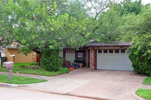 321 Juniper Drive, Arlington, TX 76018 (MLS #14601722) :: VIVO Realty