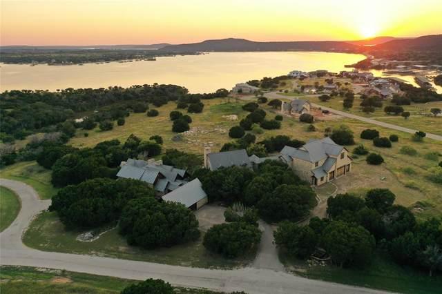 1091 Hill Country Court, Graford, TX 76449 (MLS #14601749) :: Team Tiller