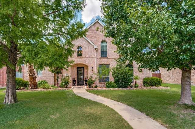 11563 Avondale Drive, Frisco, TX 75033 (MLS #14601761) :: Real Estate By Design