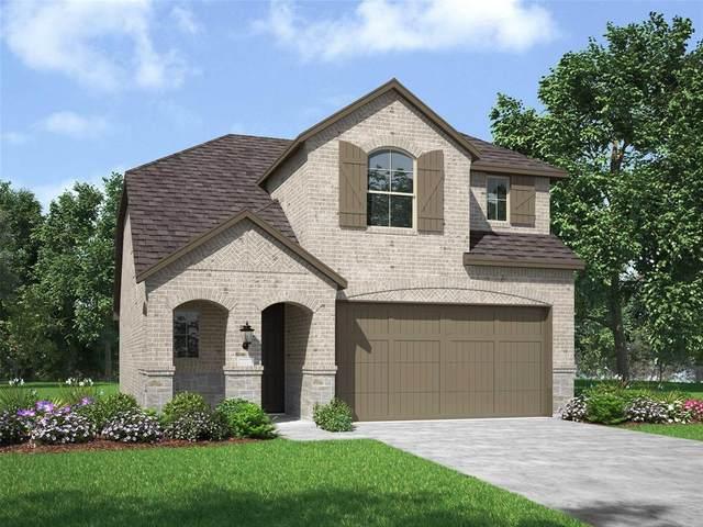 1741 Eagle Landing, Van Alstyne, TX 75495 (MLS #14601763) :: VIVO Realty