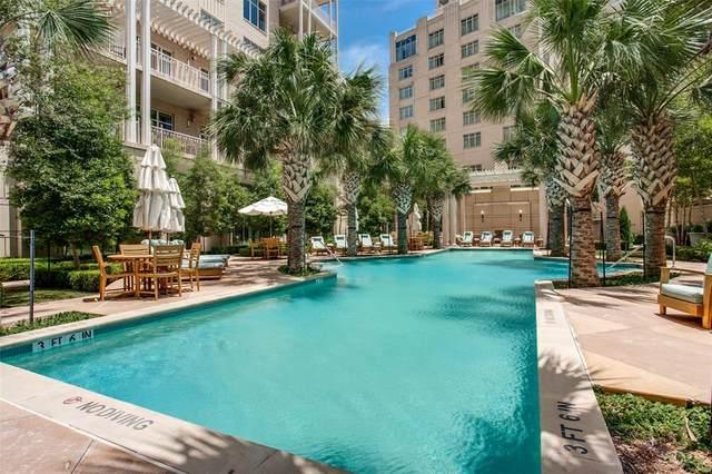 2555 N Pearl Street #702, Dallas, TX 75201 (MLS #14601767) :: Premier Properties Group of Keller Williams Realty