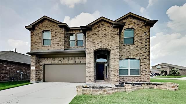 480 Creek Terrace Drive, Saginaw, TX 76131 (MLS #14601775) :: Craig Properties Group