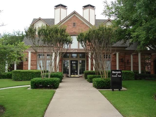 2524 Preston Road #1407, Plano, TX 75093 (MLS #14601780) :: DFW Select Realty