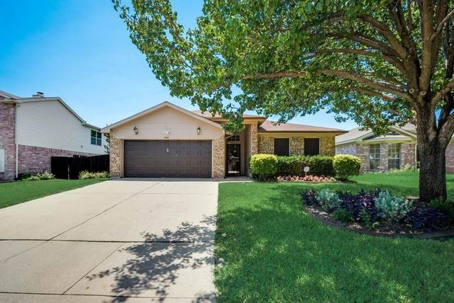 3908 Malibu Sun Drive, Fort Worth, TX 76137 (MLS #14601782) :: Robbins Real Estate Group