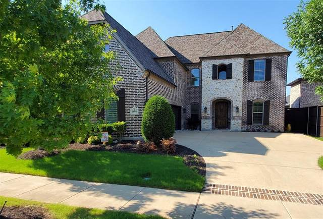 14956 Rollover Pass Lane, Frisco, TX 75035 (MLS #14601797) :: 1st Choice Realty