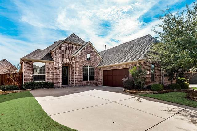 115 Chatfield Drive, Rockwall, TX 75087 (MLS #14601798) :: Real Estate By Design