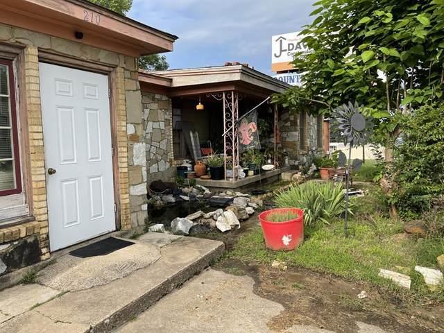 210 W Garland Street, Grand Saline, TX 75140 (MLS #14601828) :: Real Estate By Design