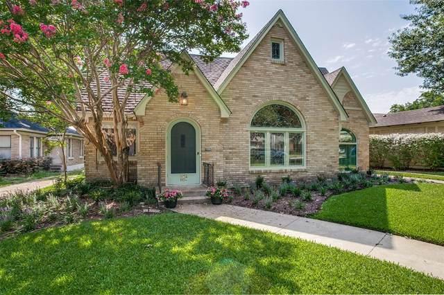 1134 N Windomere Avenue, Dallas, TX 75208 (MLS #14601856) :: Real Estate By Design