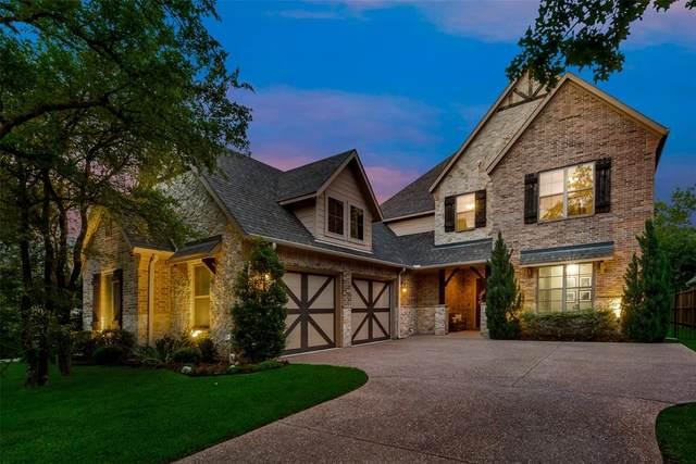 329 Parkview Lane, Keller, TX 76248 (MLS #14601862) :: Robbins Real Estate Group