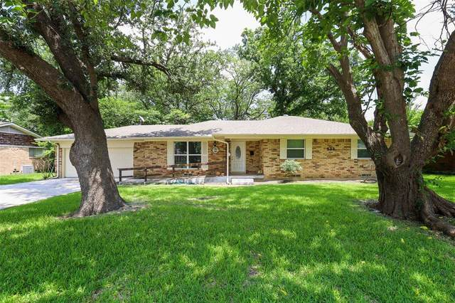 532 Terrace Drive, Desoto, TX 75115 (MLS #14601865) :: Real Estate By Design