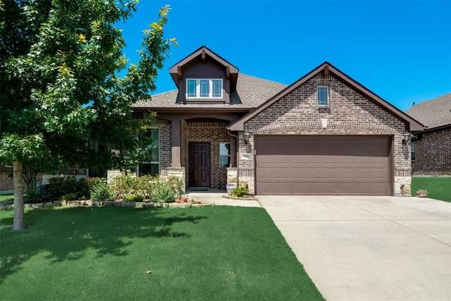 285 Orbit Drive, Lavon, TX 75166 (MLS #14601874) :: Real Estate By Design