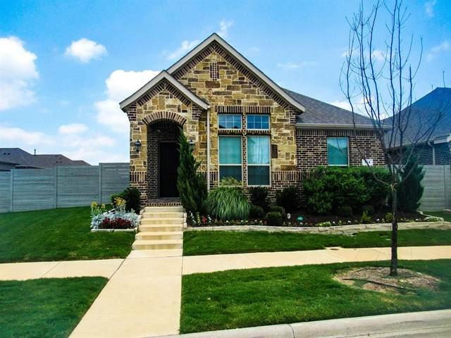 728 Boardwalk Way, Argyle, TX 76226 (MLS #14601885) :: The Hornburg Real Estate Group