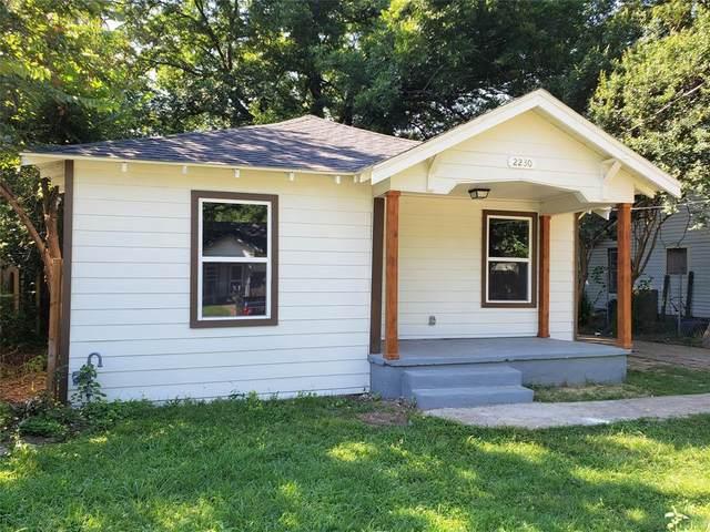 2230 Stoneman Street, Dallas, TX 75215 (MLS #14601886) :: The Mitchell Group