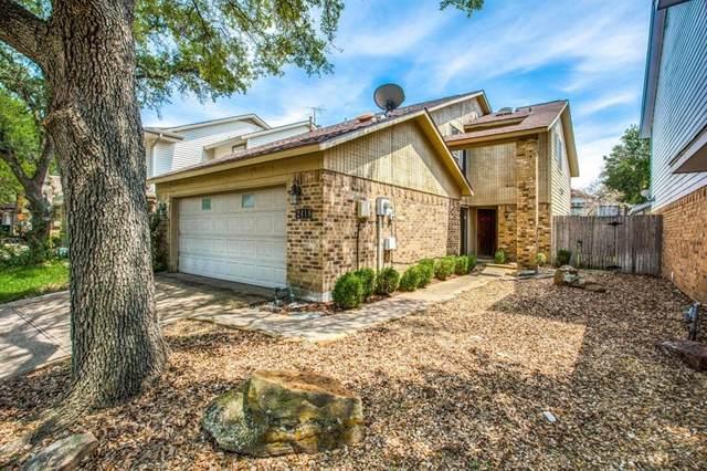 2418 Libra Drive, Garland, TX 75044 (MLS #14601901) :: VIVO Realty