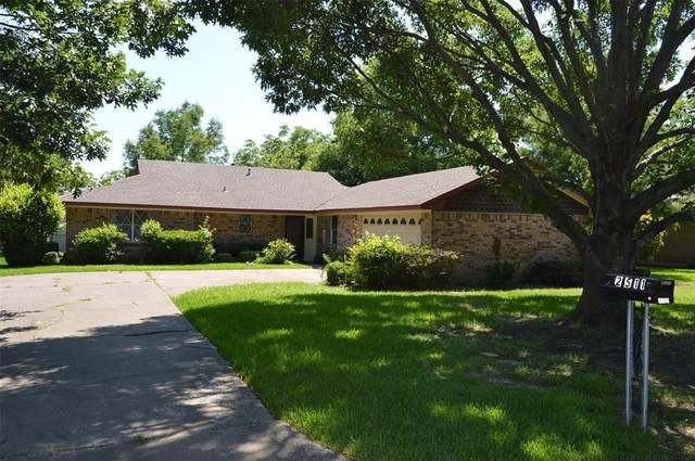 2511 Burnett Drive, Greenville, TX 75402 (MLS #14601934) :: VIVO Realty