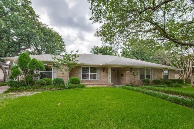 1416 Mosswood Lane, Irving, TX 75061 (MLS #14601935) :: Crawford and Company, Realtors