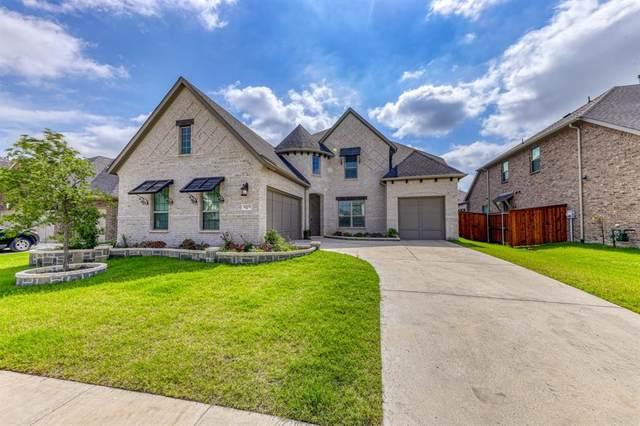16372 Lorna Doone Lane, Frisco, TX 75033 (MLS #14601942) :: The Mitchell Group