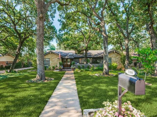 1108 Piping Rock Street, Denton, TX 76205 (MLS #14601952) :: Robbins Real Estate Group