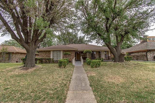 1108 Edgewood Drive, Richardson, TX 75081 (MLS #14601967) :: The Mitchell Group