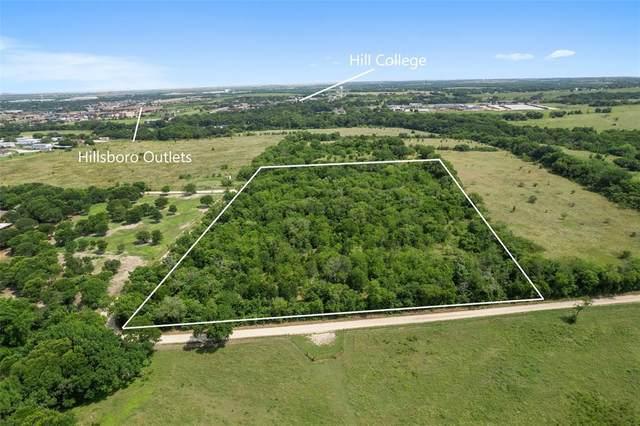 0 Hcr 3121, Hillsboro, TX 76645 (MLS #14601983) :: Frankie Arthur Real Estate