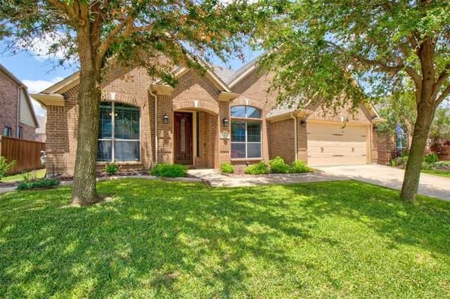 414 Sodbury Court, Roanoke, TX 76262 (MLS #14601989) :: The Chad Smith Team