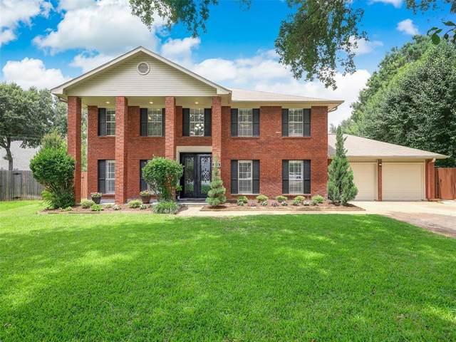 3406 Moss Creek Knoll, Grapevine, TX 76051 (MLS #14602004) :: The Hornburg Real Estate Group