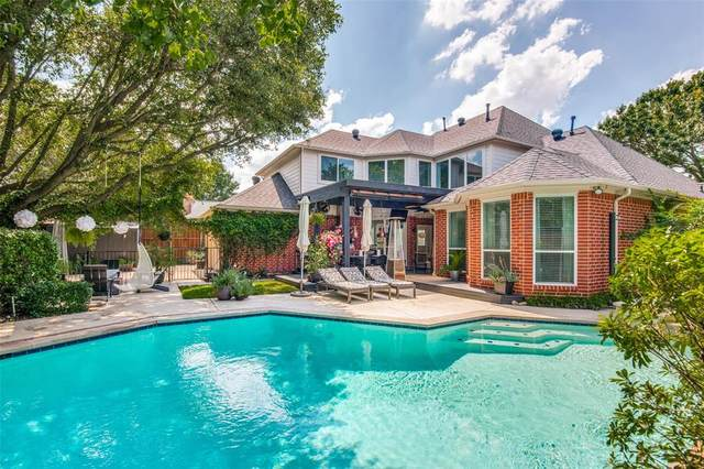 1205 Spring View Lane, Plano, TX 75075 (MLS #14602015) :: VIVO Realty