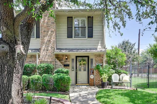 2201 St Vincent Court, Arlington, TX 76013 (MLS #14602020) :: VIVO Realty