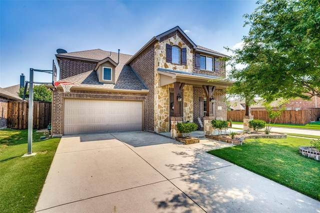 10233 Blackberry Street, Mckinney, TX 75072 (MLS #14602021) :: Robbins Real Estate Group