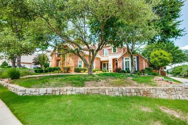 4325 Auburn Drive, Flower Mound, TX 75028 (MLS #14602030) :: DFW Select Realty