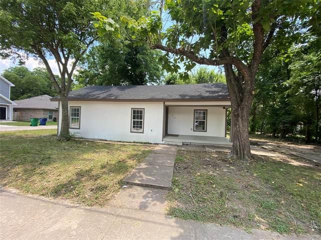 612 Wyatt Street, Waxahachie, TX 75165 (MLS #14602039) :: VIVO Realty