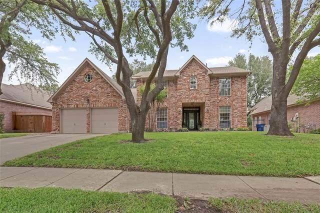 13100 Hermitage Lane, Frisco, TX 75035 (MLS #14602040) :: The Mitchell Group